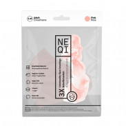 NEQI Community Face Coverings, pink, S-M, 3 Stück