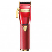 Babyliss PRO 4Artists Barber Metal Clipper Rot FX