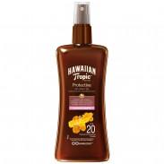 Hawaiian Tropic Protective Dry Spray Oil (SPF20) 200 ml