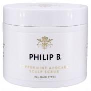Philip B. Peppermint Avocado Scalp Scrub 236 ml