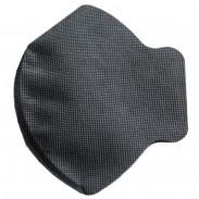 Klebemundschutz Schwarz 25 Stück