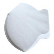 Klebemundschutz Weiß 25 Stück