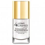 Long4Lashes Nails Professionelles Gel zum Entfernen der Nagelhaut 10 ml