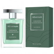Allvernum Herren Duft Cardamom & Sandalwood 100 ml