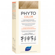 Phyto Color 10 Extra Helles Blond Pflanzliche Haarcoloration