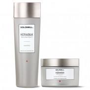 Goldwell Kerasilk Reconstruct Bundle Shampoo 250 ml + Maske 200 ml