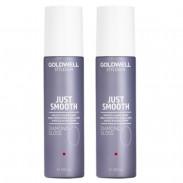 Goldwell Stylesign Just Smooth Diamond Gloss Stylingduo 2 x 150 ml