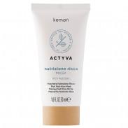 kemon Actyva Nutrizione Ricca Mask 30 ml
