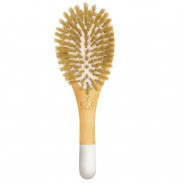 BACHCA Baby Wooden Hair Brush - 100% Boar Bristles
