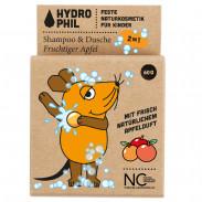 Hydrophil Kinder Shampoo & Dusche Fruchtiger Apfel 60 g