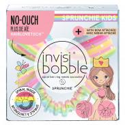 Invisibobble Kids SlimSprunchie mit Schleife Let's Chase Rainbows