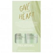 Paul Mitchell Clean Beauty Anti-Frizz Duo Geschenk-Set