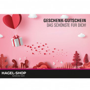 """hagel-shop Geschenk-Gutschein """"Valentinstag"""""""