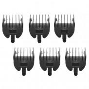Kyone Set Click Combs 6 Stück ION-C