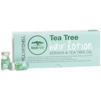 Paul Mitchell Tea Tree Hair Lotion Keravis & Tea Tree Oil 12x 6 ml