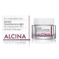 Alcina Sensitiv Gesichtscreme light