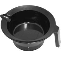 Comair Färbeschale mit Aufguss schwarz 200 ml
