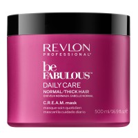 Revlon Be Fabulous Normal Cream Mask 500 ml