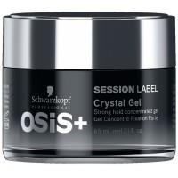 Schwarzkopf Osis+ Session Label Crystal Gel 65 ml