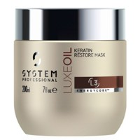 System Professional EnergyCode Luxe Keratin Mask 200 ml