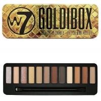 W7 Cosmetics Goldibox Eye Colour Palette