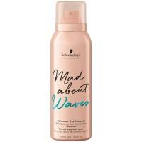 Schwarzkopf Mad About Waves Refresher Dry Shampoo 150 ml