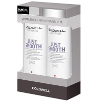 Goldwell Dualsenses Just Smooth Taming Shampoo Duo 2 x 250 ml