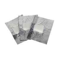 Trosani Gelac Remover Foils 100 pcs
