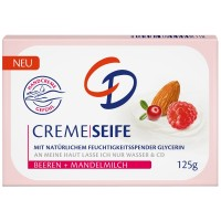 CD Cremeseife Beeren & Mandelmilch 125 g