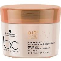 Schwarzkopf BC Bonacure Q10 Time Restore Treatment 200 ml