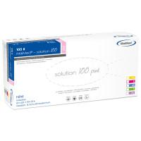 MaiMed Solution 100 Nitril 100 Stück Pink Gr. M
