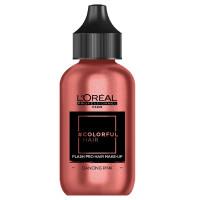 L'Oréal Professionnel Flash Pro Hair Make Up Dancing Pink 60 ml