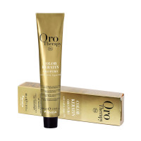 Fanola Oro Puro Keratin Color blue 100 ml