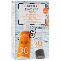 Korres Set YOGHURT SPF 30 Duo
