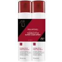 Paul Mitchell Flexible Style Super Clean Spray Duo 2x 300 ml