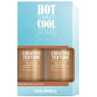 Goldwell Stylesign Creative Texture Roughman Duo 2 x 100 ml