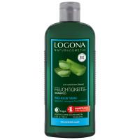 LOGONA Feuchtigkeits-Shampoo Bio-Aloe Vera 250 ml