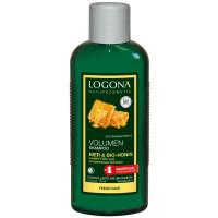 LOGONA Volumen Shampoo Bier & Bio-Honig 75 ml