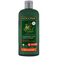 LOGONA Farbsreflex Shampoo Rot-Braun Bio-Henna 250 ml