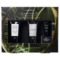 Korres Black Pine 3D Mini Trio Collection