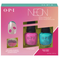 OPI Neon Collection Nail Laquer Duo #1