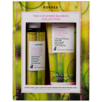 Korres The Cucumber Bamboo Collection