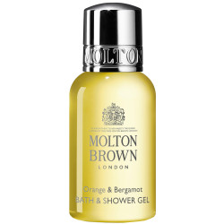 Ihr Geschenk: Molton Brown Orange & Bergamot Bath & Shower Gel 30 ml