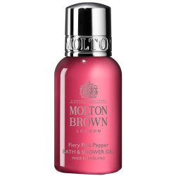 Gratis: Molton Brown Fiery Pink Pepper Bath- & Shower Gel 30 ml
