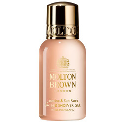 Gratis: Molton Brown Jasmine & Sun Rose Bath & Shower Gel 30 ml